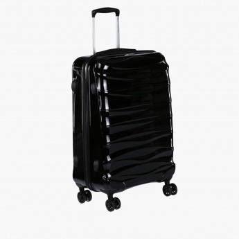 Duchini Trolley Bag with Zip Closure