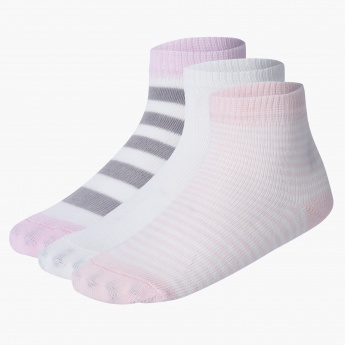 Juniors Ankle Length Socks - Set of 3