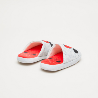 Minnie Mouse Printed Indoor Slides