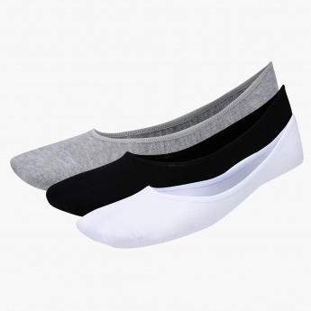 Reebok No-show Socks - Set of 3  fc1e45a4f