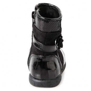 Juniors Zippered Boots