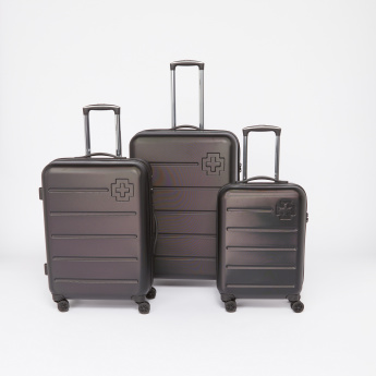 Swiss Brand Hard Case Trolley Bag with Combination Lock
