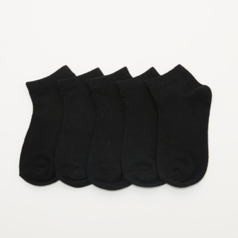 Juniors Ankle Length Socks - Set of 5