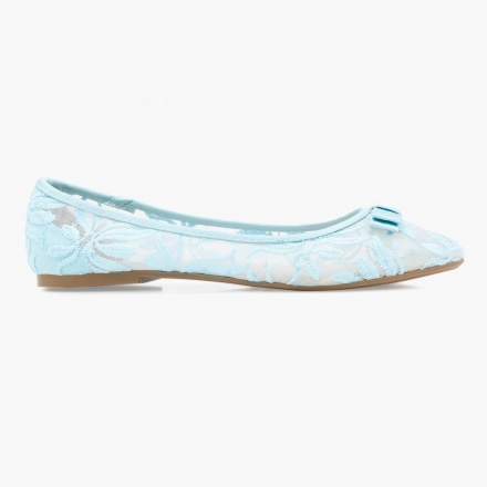 Missy Embroidered Ballerina Shoes