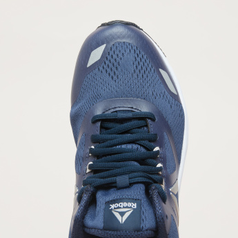 Reebok Mesh Running Shoes with Lace Closure