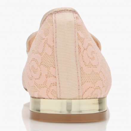 Missy Embroidered Ballerinas