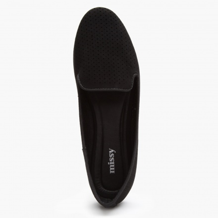 Missy Perforated Ballerinas