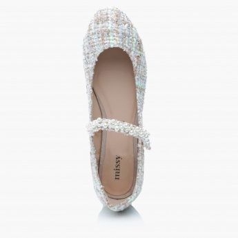 Missy Embellished Mary Jane Shoes