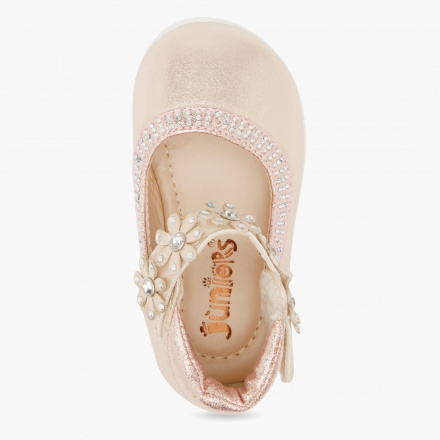 Juniors Embellished Mary Jane Shoes