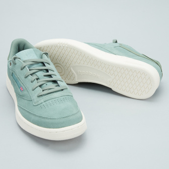 Reebok Mesh Lace-Up Sneakers