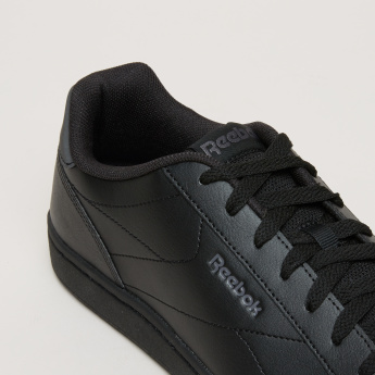 Reebok Lace-Up Sneakers with Stitch Detail