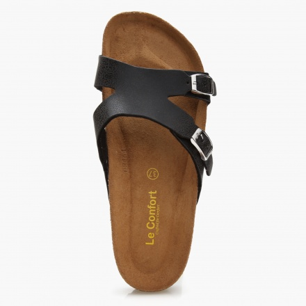 Le Confort Cross-Strap Sandals