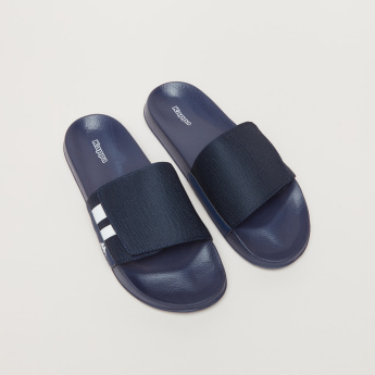 Kappa Textured Slides with Hook and Loop Fastening