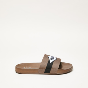Lee Cooper Textured Slides