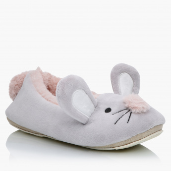 Missy Plush Bedroom Slippers