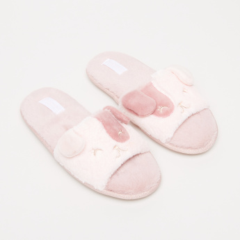 Plush Bedroom Slides