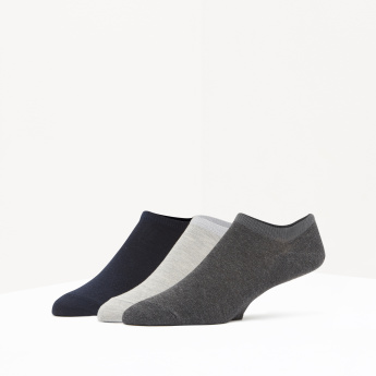 Ankle-Length Socks - Set of 3