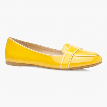 Paprika Slip-On Loafers