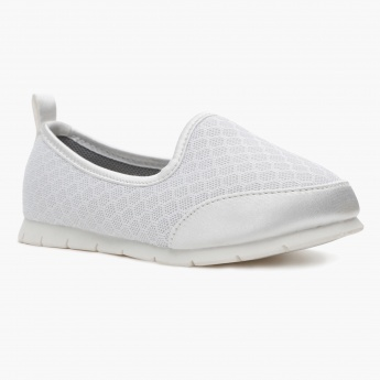 Juniors Slip-On Loafers