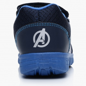 Avengers Hook and Loop Strap Shoes