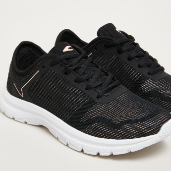 Textured Outdoor Sneakers
