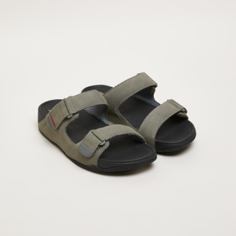FitFlop Dual Strap Slides