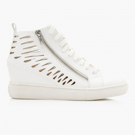 Lee Cooper High Top Canvas Shoes