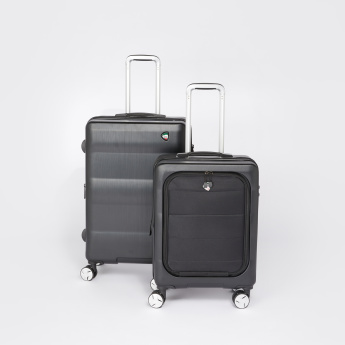 Mia Toro 360 Spinner Hard Case Trolley Bag
