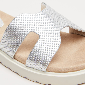 Textured Slides with Cutout Sides