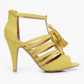 Missy Strappy Heel Sandals