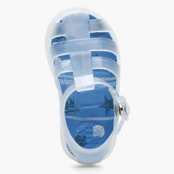 Juniors Jelly Beach Sandals