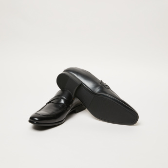 Applique Detail Loafers