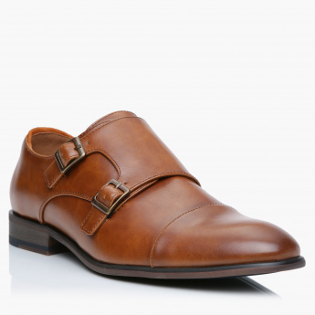 Duchini Shoes with Buckle Closure