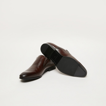 Perforated Slip-On Loafers