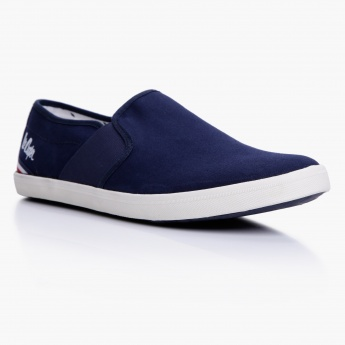 26da253395e Lee Cooper Slip On Canvas Shoes