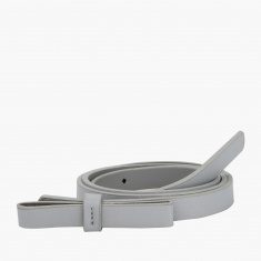 Paprika Bow Design Belt