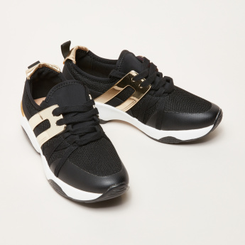 Lee Cooper Lace-Up Walking Shoes