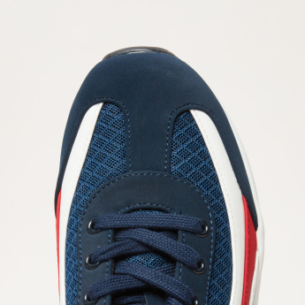 Lee Cooper Applique Detail Walking Shoes