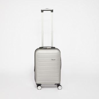 it luggage Textured Hard Case Trolley Bag with Retractable Handle
