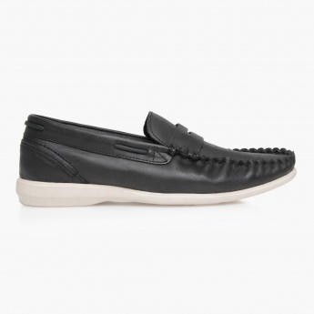 Duchini Slip-On Mocassins