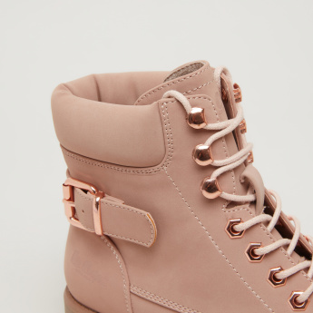 Lee Cooper Lace-Up Outdoor Boots