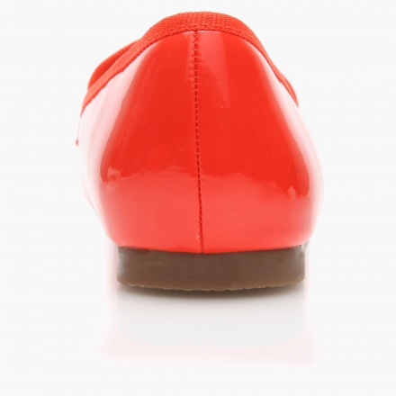 Paprika Solid Colour Loafers