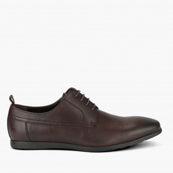 Duchini Lace-Up Derby Shoes