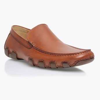Duchini Solid Colour Moccasins