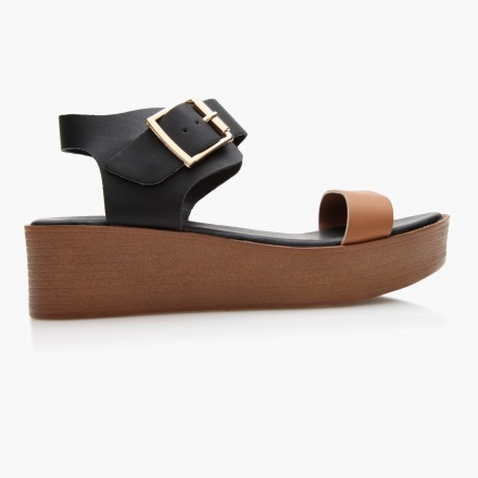Missy Buckled Sandals