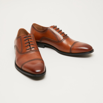 1f6e7fc9fef STEVE MADDEN Stitch Detail Derby Shoes