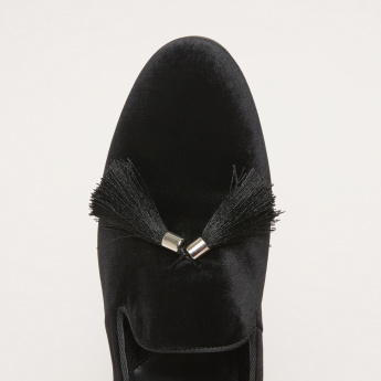 Elle Loafers with Tassels