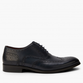 Elle Lace-Up Brogue Shoes