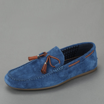 Elle Moccasins with Tassels