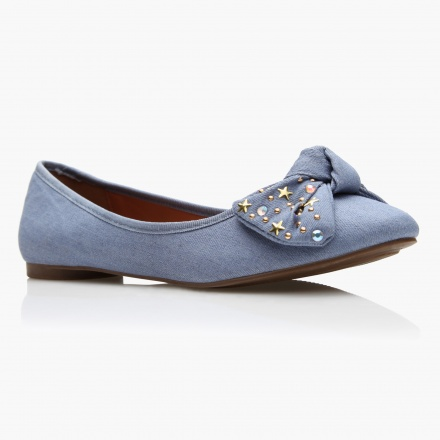 Missy Embellished Ballerina Shoes